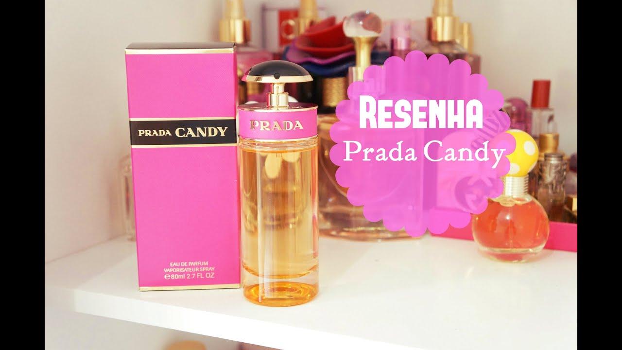 Resenha Perfume Prada Candy