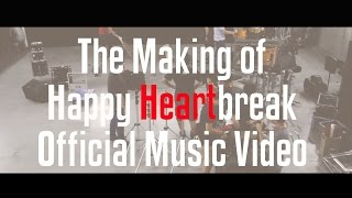 Scarlet Avenue - Happy Heartbreak [Behind the Scenes Part 1]