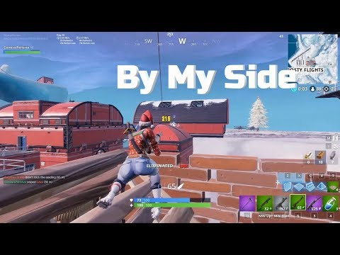 Acejax - By My Side (Fortnite Montage)