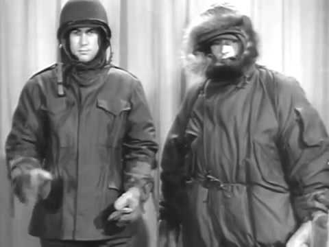 Download US and Chinese Korean War Winter Uniforms 1951 US Army, from The Big Picture TV 172