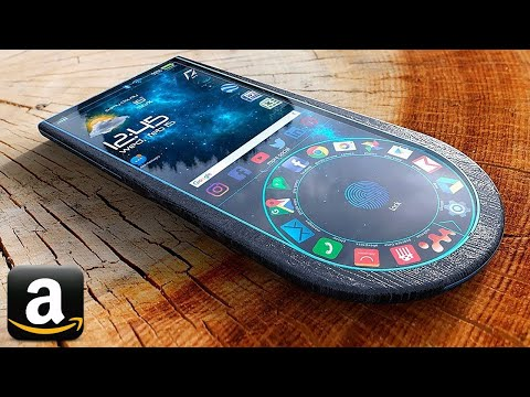 10 FUTURISTIC SMARTPHONE GADGETS AVAILABLE ON AMAZON INDIA | FOLDING SCREEN Under [Rs500-Rs10k-Lakh]
