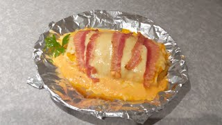 Burrito en salsa al chipotle , en microondas u horno , delicioso gratinado .