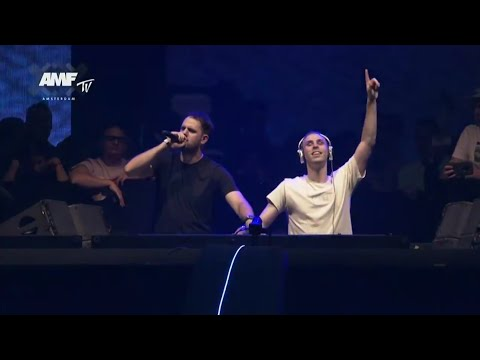 W&W - Amsterdam Music Festival - AMF 2018 [Full Live] HD