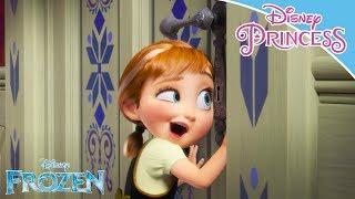 Frozen | Do You Want to Build a Snowman? | Disney Princess | Disney Junior Arabia