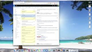 84Lumber Web-Mail To Web-Calendar ScreenCast