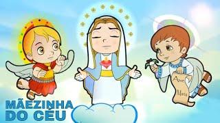 Musical católico Mãezinha do Céu | música para bebe Arte Piedosa