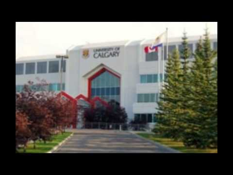 University of Calgary Campus Overview
