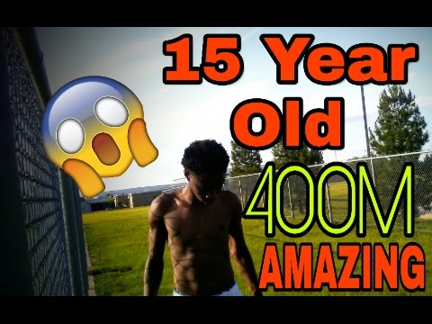 15 Year old Fresman Erin Brown 400m 53.41