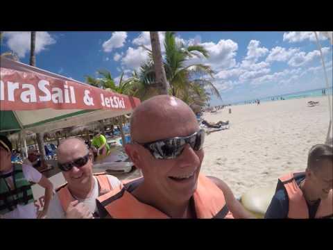 Jet Ski - Riu Palace Mexico
