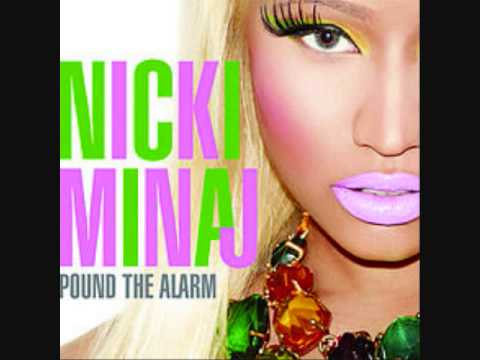 Pound the Alarm-Nicki Minaj [HQ]
