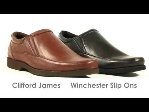 ca67770d7af63d Winchester Slip-On Shoes   Clifford James