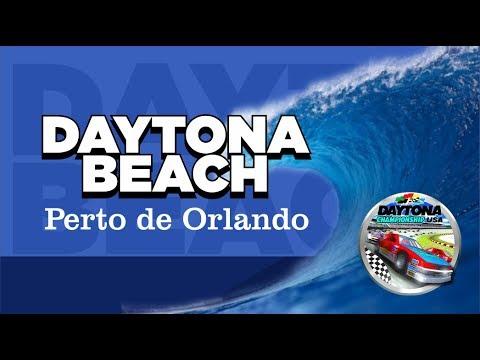 Daytona Beach - Florida - Praia pertinho de Orlando