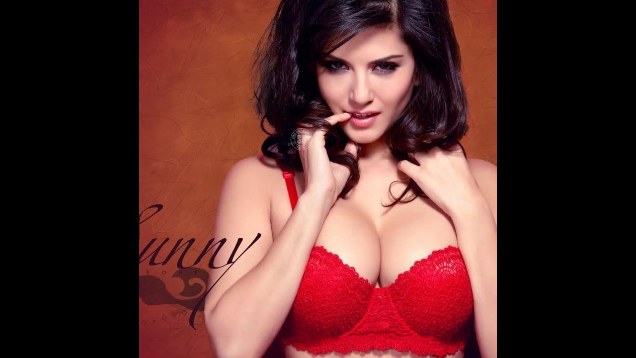 Sunny Leone Nude Kiss