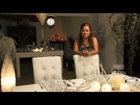 C mo planear tu boda en la playa decoraci n de mesas - Como planear una boda ...