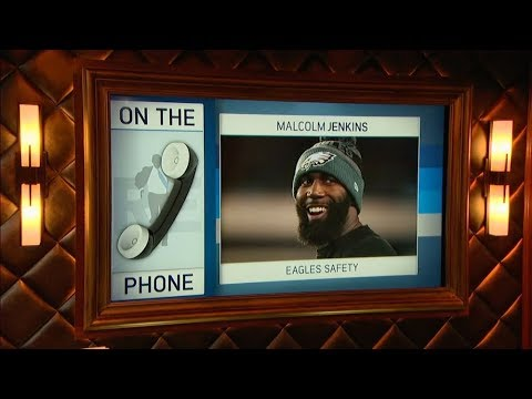 Eagles Safety Malcolm Jenkins Dials in to The Rich Eisen Show | Full Interview | 8/29/17