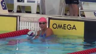 Юлия Ефимова - яркий заплыв на 200 м комплексом