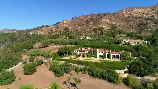 5 Acre Ocean View Site in Montecito - Build Your Dream Home!