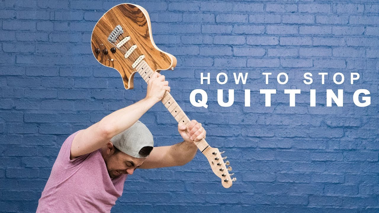 Download How to Stop Quitting Everything You Start