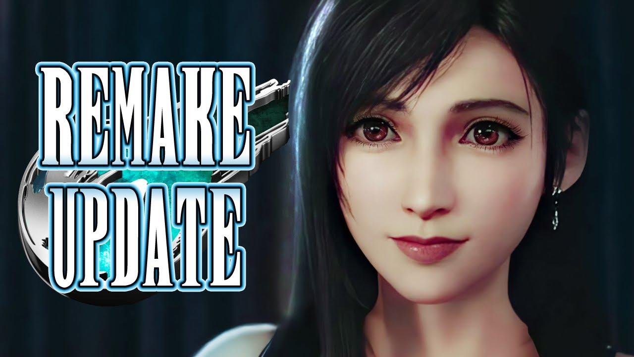 Kitase Talks Final Fantasy VII Remake Game 2 Development