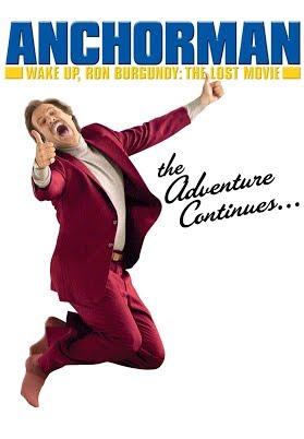 Risultati immagini per wake up Ron Burgundy