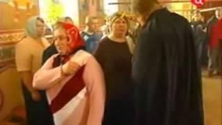Видео беса выходящего из человека