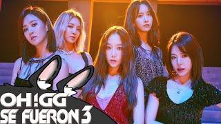 GIRLS' GENERATION OH!GG - Se fueron 3 (Parodia de Lil' Touch) Leini Ravi