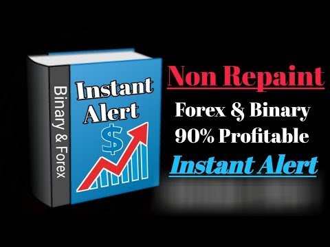 Forex And Binary Non Repaint Instant Alert Indicator Signal For Iq Option Live Trading