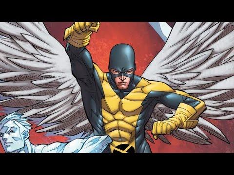 Superhero Origins: Angel