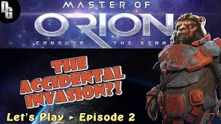 Master of Orion - Conquer the Stars ► Episode 2 - First Combat and a Harsh Lesson in Early Access!