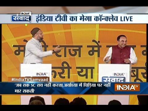 IndiaTV संवाद: Subramanian