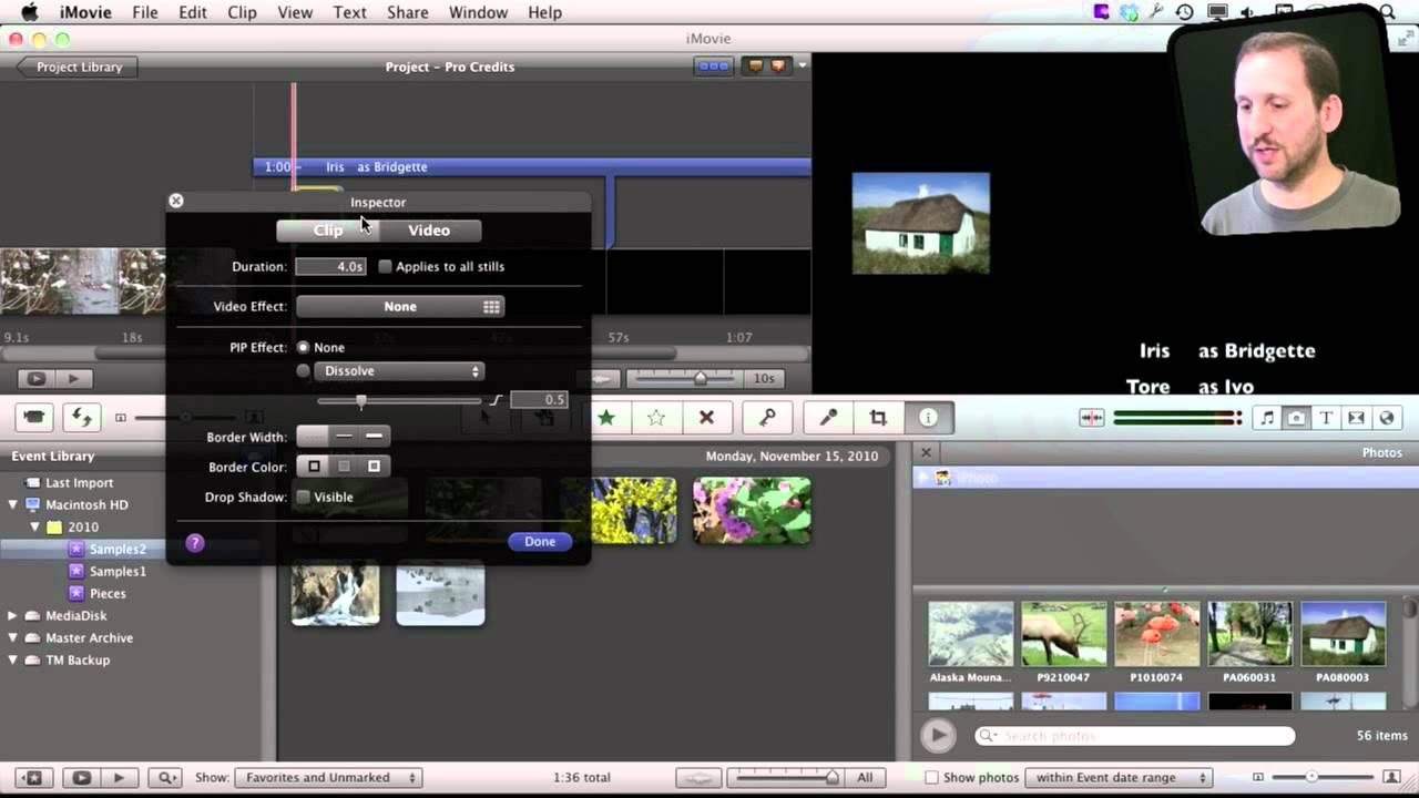 How to Create Credits in iMovie: 11 Steps (with Pictures)