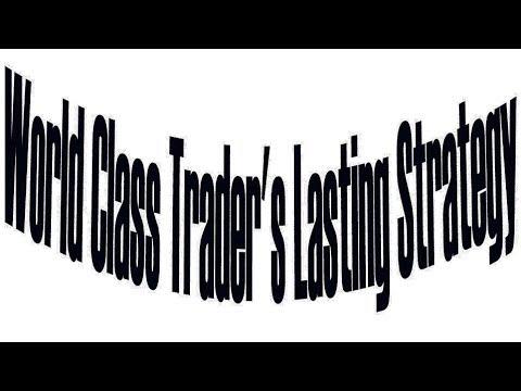 IQ OPTION || World Class Trader's Lasting Strategy