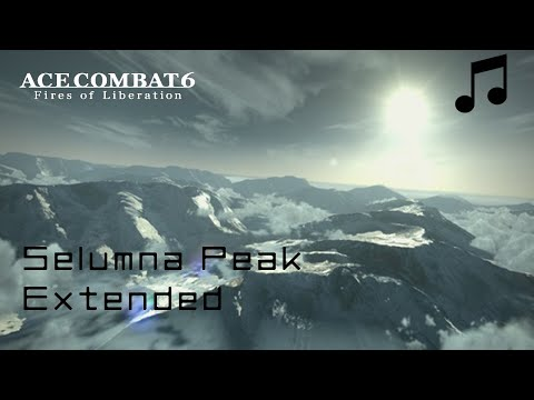 """SELUMNA PEAK"" (Extended) - Ace Combat 6 OST"