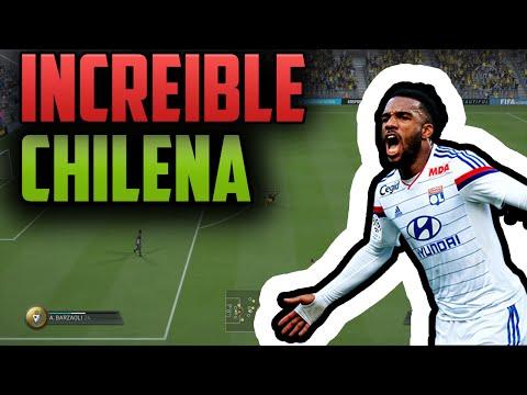 El mejor gol de FIFA 16 | Reacción |