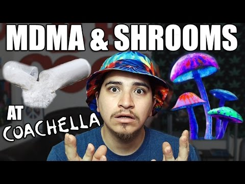 MDMA & Shrooms at Coachella (Trip Stories) | Storytime