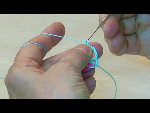 Ustream Rebroadcast: Crocheted Button Flowers with Barb Owen - HowToGetCreative.com