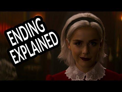 Chilling Adventures of Sabrina Ending Explained, Missed Details, and Episode 10 Breakdown!