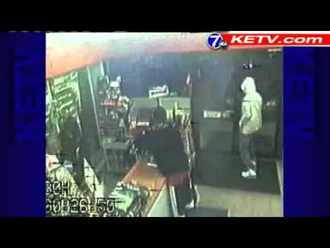 Crime Stoppers: Video Shows Trio Hit Omaha Shop