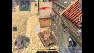 World of Tanks Blitz // Tiger 2 (간지폭풍 킹타이거)
