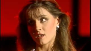 Dick Clark Interviews Deborah Allen on American Bandstand 1984