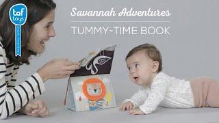 Video: Taf Toys Savannah Soft Book