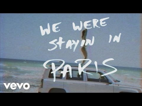 The Chainsmokers - Paris (Lyric Video) Mp3