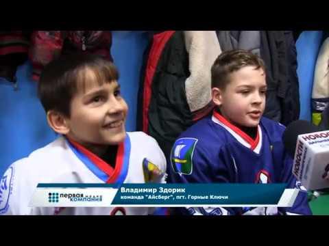 Хоккей в Дальнереченске