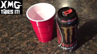 HMG Tries It: Monster Energy Punch