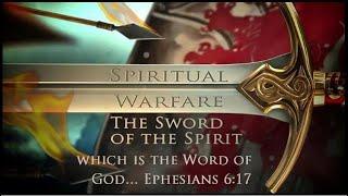 Intense Spiritual warfare instrumental