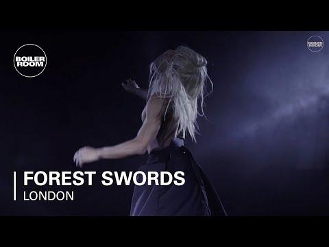 Forest Swords 'Shrine' Boiler Room Live Dance Performance