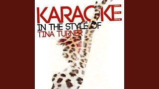 Nutbush City Limits (Karaoke Version)