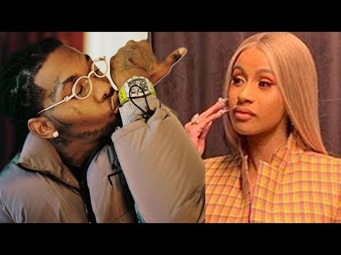 Cardi B UPSET With Offset For Not Helping With Baby Kulture! Mp3