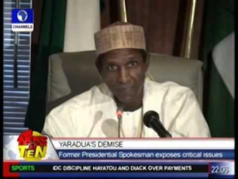 Download President Yaradua:Power,Politics and Death