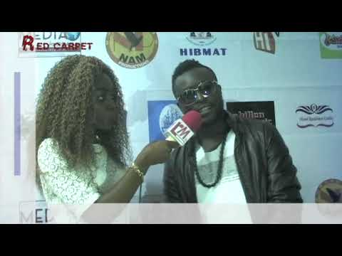 The devil's take movie premiere red carpet | Cameroonian Movie